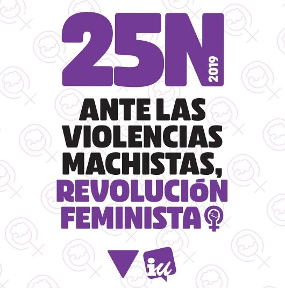 IUCyL rechaza la normalización de la violencia hacia las mujeres y se solidariza con la víctima del caso «La Arandina»