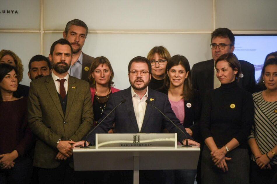 El TJUE sentencia que debería haber prevalecido la inmunidad de Oriol Junqueras durante el desarrollo judicial del 'procés'