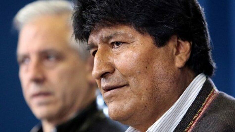 Eligen a Evo Morales como jefe de campaña del MAS para elecciones de Bolivia
