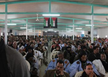 Adelante Andalucía participa en el XIII Congreso del Frente Polisario