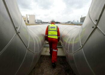 Rusia sentencia al gas de Estados Unidos