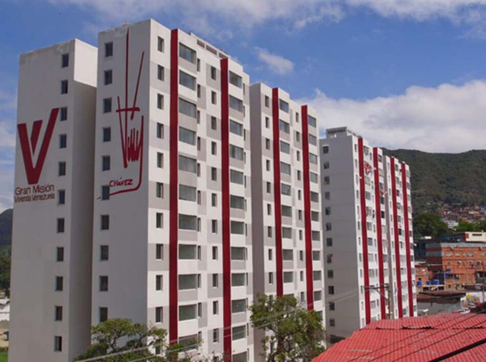 GMVV entregará este jueves el hito de la vivienda 3 millones