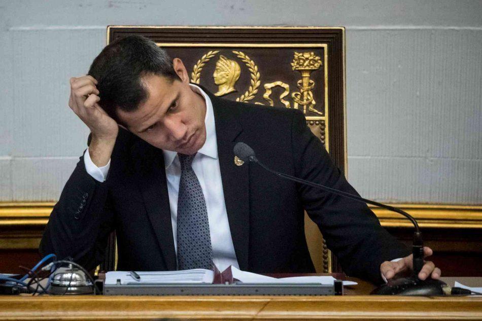 El «Efecto Guaidó» se desvanece mientras la oposición venezolana se fractura