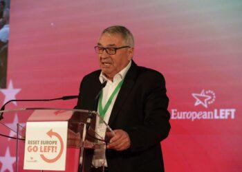 Heinz Bierbaum (Die Linke, Alemania), nuevo presidente del Partido de la Izquierda Europea