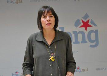 Ana Pontón denuncia os cortes de luz polo mal servizo que prestan as eléctricas e pide sancións