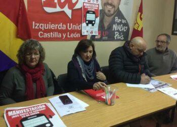 """Isabel Maroto, PCE: """"¿Reindustrializamos El Bierzo o subvencionamos beneficios privados?"""