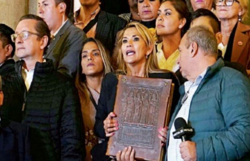 Bolivia. La gran mentira: ¡Todo por la Patria!