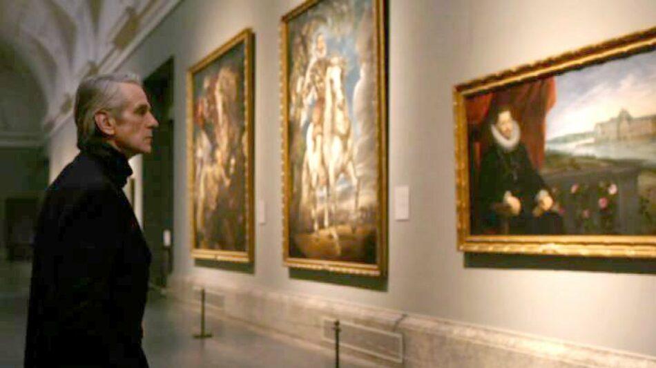 Jeremy Irons guiará a los espectadores por el Museo del Prado en un documental por el bicentenario de la pinacoteca