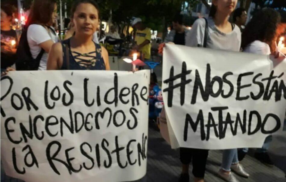 Colombia: Investigan el asesinato de un líder social que contaba con un esquema de protección y vigilancia