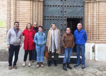 Adelante Andalucía exige al gobierno andaluz un Plan de Actuación Urgente para el Monasterio de San Isidoro del Campo