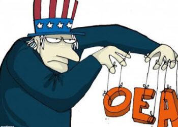 Jorge Rodríguez: La OEA es una organización para agredir a otros pueblos
