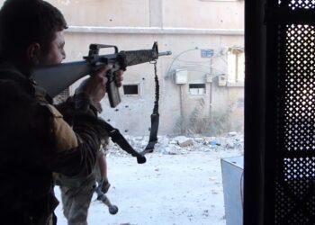 """CGT presenta el documental sobre combatientes españoles antifascistas en el Kurdistán """"Si te dicen que caí en Rojava"""""""