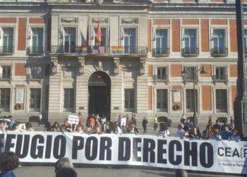 Refugio por Derecho Madrid reclama responsabilidad y cooperación ante la saturación del sistema de asilo