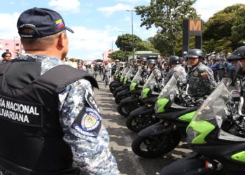 Venezuela culmina 2019 con reducción de 36,3 % en principales delitos