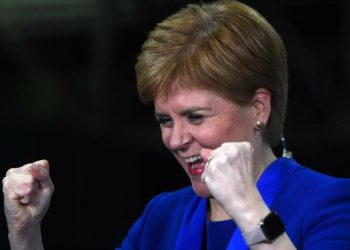 Escocia clama por un nuevo referéndum de independencia tras los resultados de las elecciones