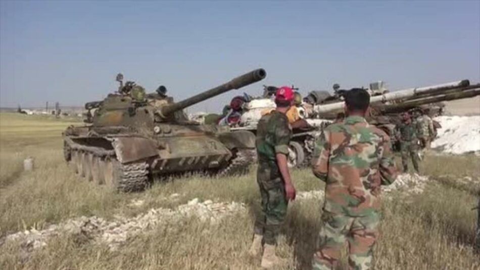 El ejército sirio toma el control de 40 localidades en la ofensiva de Idlib