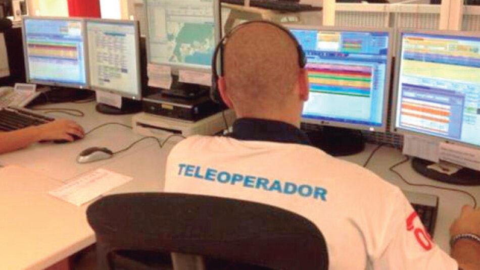La CGT denuncia la concesión de los teléfonos de emergencia a Ilunion Emergencias