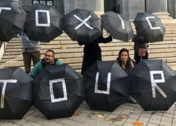 Ecologistas en Acción denuncia la criminalización de las actividades de la Cumbre Social por el Clima