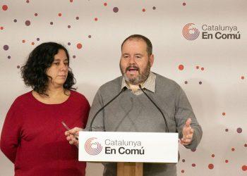 """Joan Mena: """"ERC ha de deixar de marejar la perdiu; els demanem valentia política en aquests moments"""""""