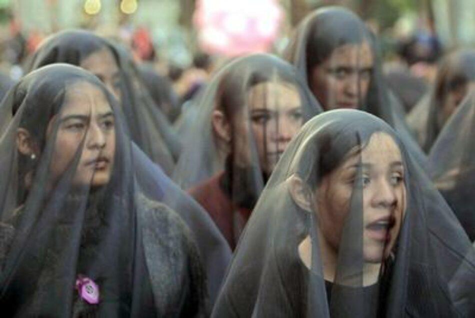 En América Latina los casos de impunidad son impresionantes. La guerra no ha acabado para la mujer