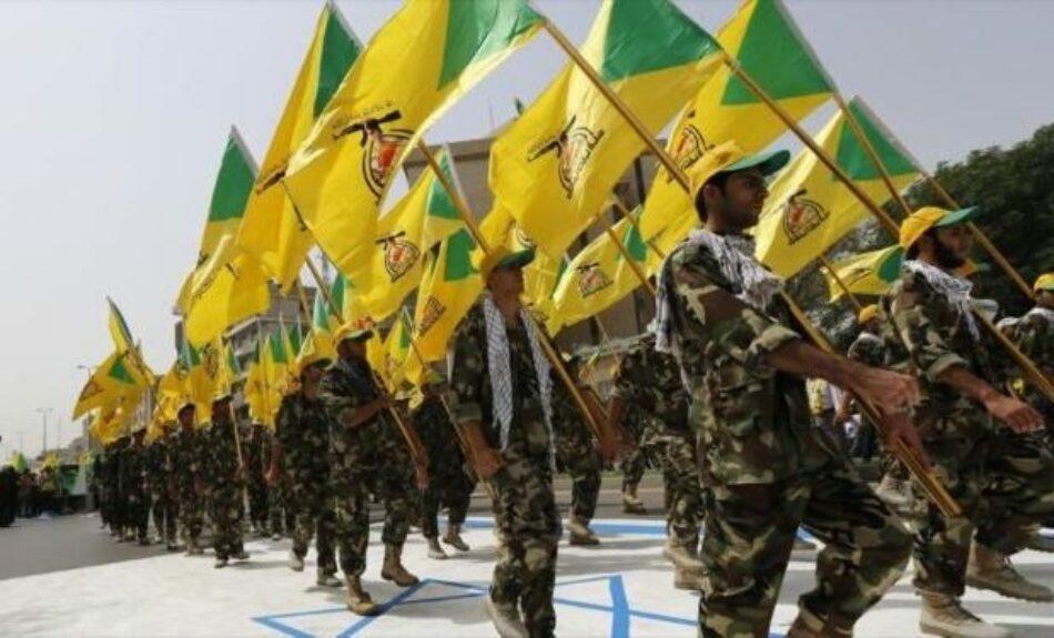 Hezbolá iraquí recurrirá a lucha armada si EEUU no abandona Irak