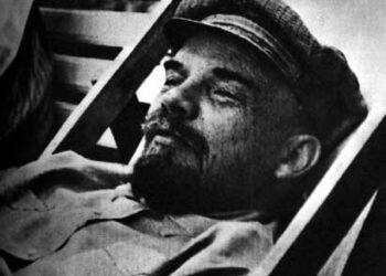 La muerte de Lenin (Recuerdos de Wilhelm Pieck, 1878-1960. Miembro fundador del P.C. Alemán. Primer Ministro de la RDA en 1949)