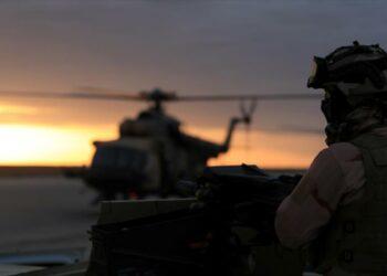 Ataques de Irán matan a decenas de soldados estadounidenses en Irak, según el CGRI