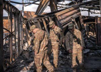 Varios cohetes impactan cerca de embajada de EEUU en Irak