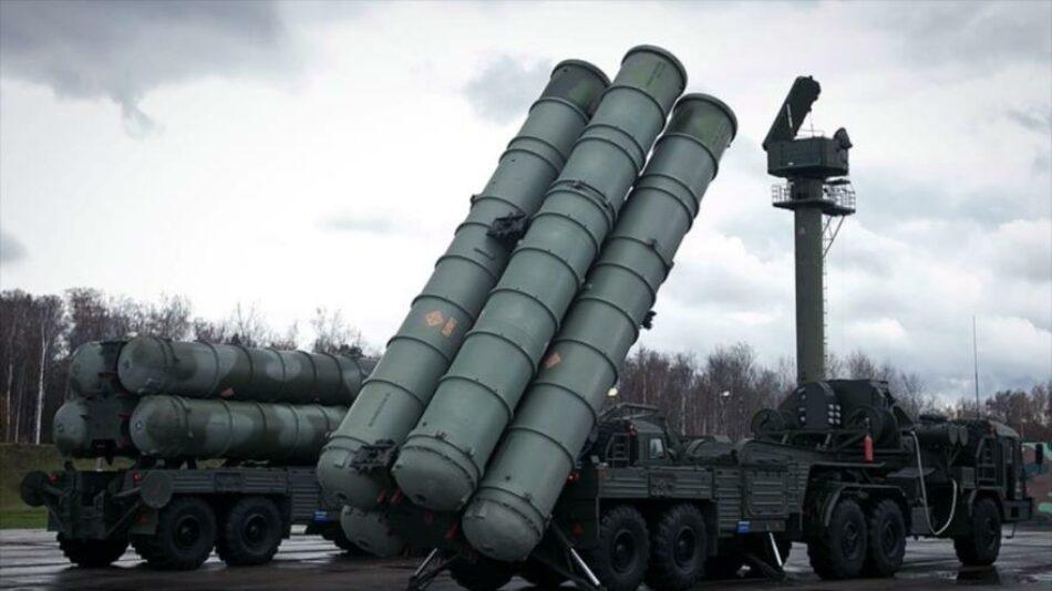 Irak sopesa blindar su espacio aéreo con los S-300 y S-400 rusos