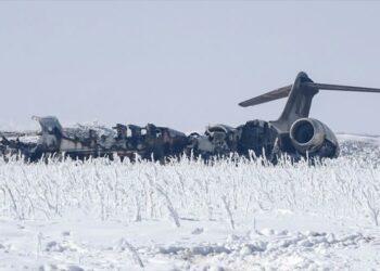El agente de la CIA que orquestó el asesinato de Soleimani podría haber muerto en el derribo del avión estadounidense en Afganistán, según fuentes de inteligencia rusas