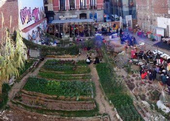 El Ayuntamiento PP-Cs de Madrid amenaza con desalojar el Solar Maravillas