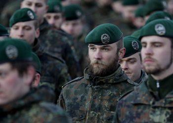 El auge de la extrema derecha alcanza las filas del Ejército alemán