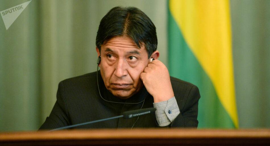 Organizaciones del MAS proponen candidatura Choquehuanca-Rodríguez para las elecciones en Bolivia