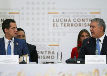 ¿Por qué EEUU construyó una gira internacional a Juan Guaidó?
