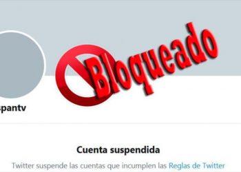 Twitter suspende la cuenta de la cadena HispanTV