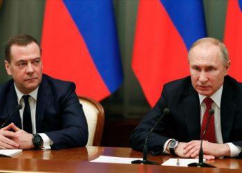 Gobierno de Rusia renuncia tras el discurso de Putin