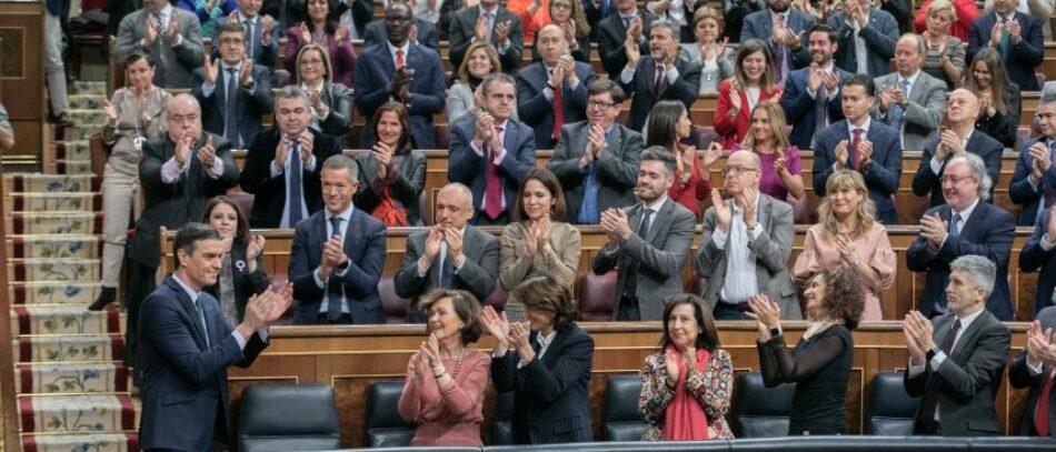 Plataforma Ciudadana para una Transición Ecológica Justa: «el acuerdo de Gobierno PSOE-UP es insuficiente»