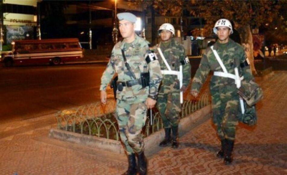 Bolivia. Gobierno de facto baja antenas de radios comunitarias para incomunicar al pueblo