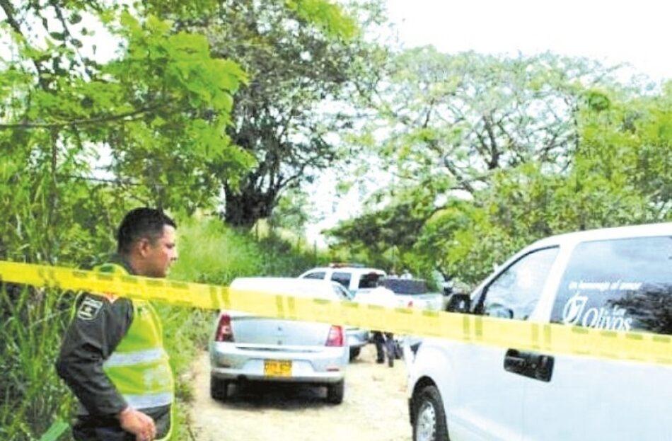 Una nueva matanza en el norte de Colombia deja cuatro campesinos muertos