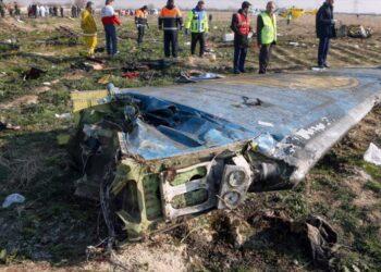 """Irán denuncia """"guerra psicológica"""" de EEUU sobre avión ucraniano"""