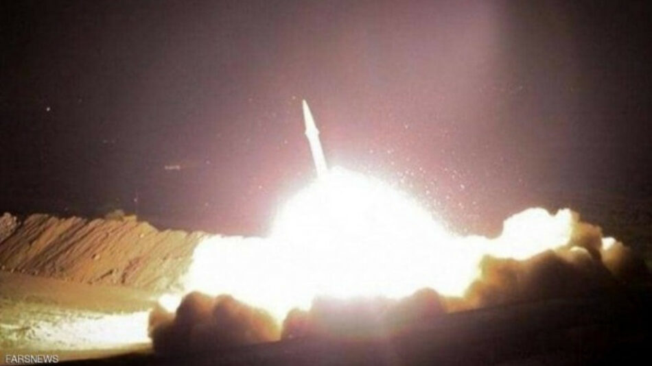 Otro cohete cae cerca de la base militar estadounidense de Beled (Irak)