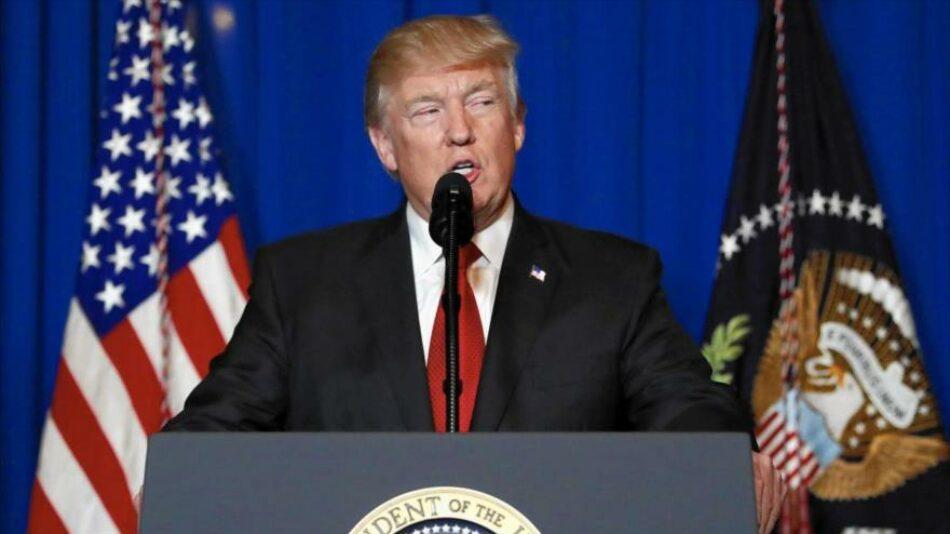 Trump da marcha atrás a sus amenazas militares tras ataque iraní