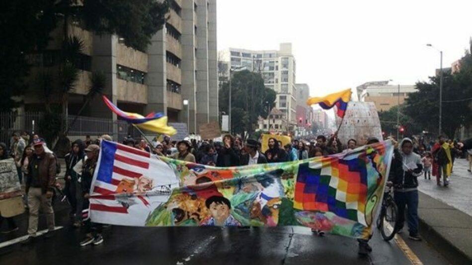 Colombia. Avanzan movilizaciones contra políticas de Iván Duque