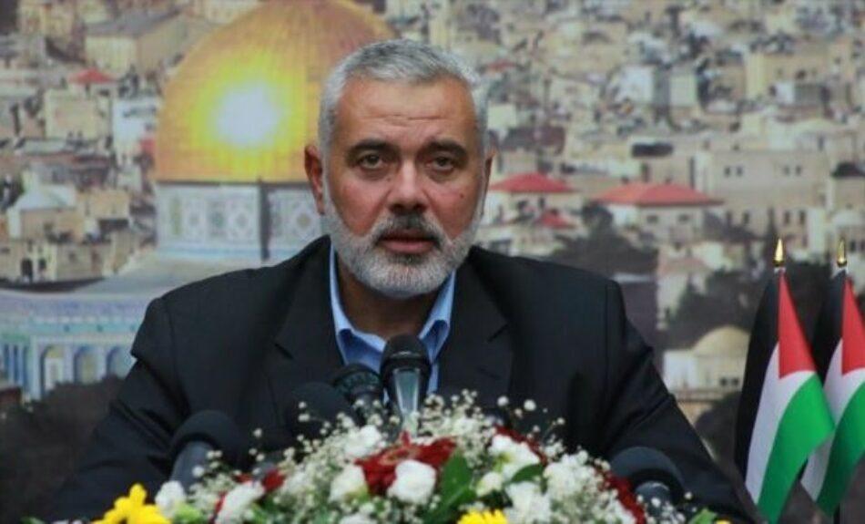 """Palestina. HAMAS: El llamado """"acuerdo del siglo"""" nunca será aprobado"""