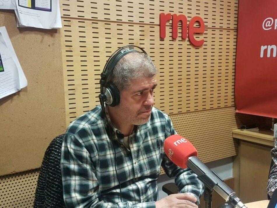 Unai Sordo: «La bandera del nuevo gobierno debe ser la lucha contra la desigualdad»