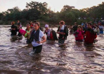 Convocan a nueva caravana migrante en Honduras