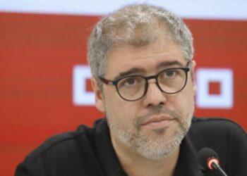 """Unai Sordo: """"Valoramos de forma positiva el acuerdo entre el PSOE y Unidas Podemos"""""""