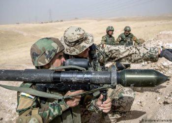 Alemania anuncia retirada de una parte de sus soldados en Irak