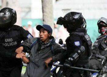 Ecuador. CIDH registra represión de gobierno contra protestas