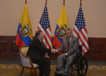 Las nuevas amistades del Ecuador